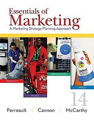 Essentials of Marketing with Connect Plus Access Code: A Marketing Strategy Planning Approach