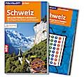 POLYGLOTT on tour Reiseführer Schweiz; Mit gr ...