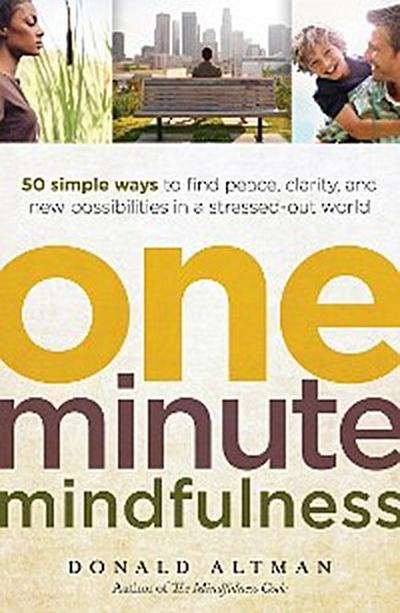 One-Minute Mindfulness