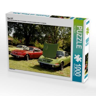 Opel GT (Puzzle)