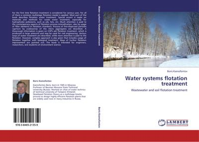 Water systems flotation treatment
