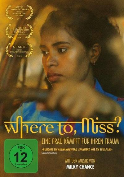 Where to, Miss? (OmU)