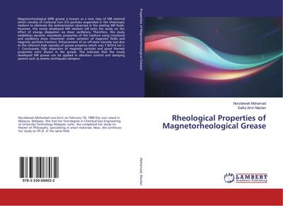 Rheological Properties of Magnetorheological Grease
