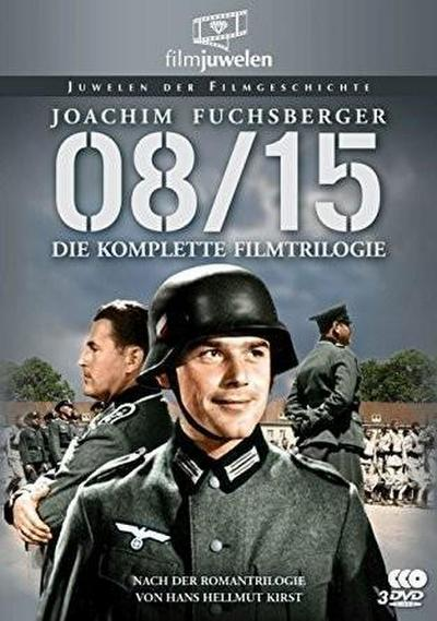08/15 - Teil 1-3 DVD-Box