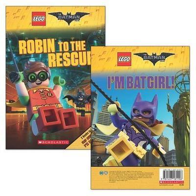 The LEGO Batman Movie: Robin to the Rescue / I'm B    atgirl!