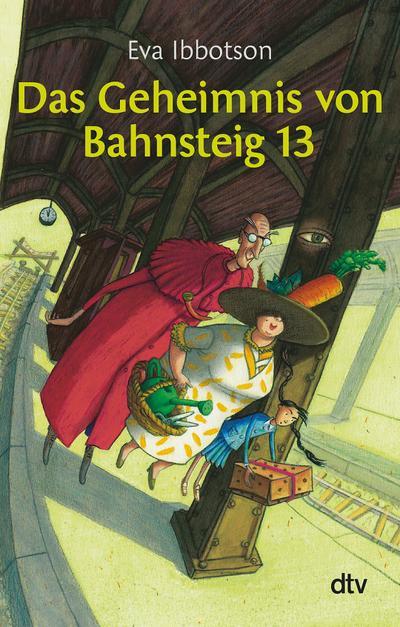 Das Geheimnis von Bahnsteig 13 - Dtv Verlagsgesellschaft - Taschenbuch, Deutsch, Eva Ibbotson, ,