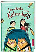Lou und Rokko und das Katzenchaos   ; Ill. v. Hammerle, Nina; Deutsch