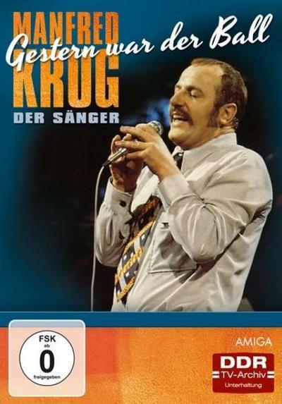 Gestern War Der Ball (Manfred Krug Der Sänger)