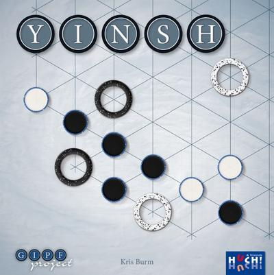 Huch & Friends 879424 - Yinsh, Strategiespiel