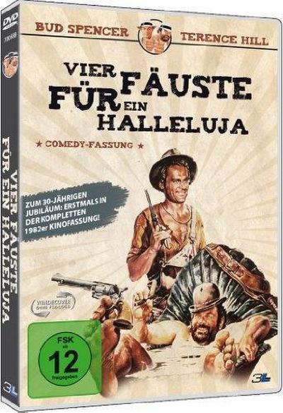 Vier Fäuste für ein Halleluja Kino Comedy Fassung