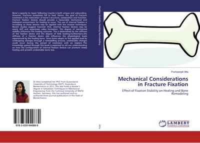 Mechanical Considerations in Fracture Fixation
