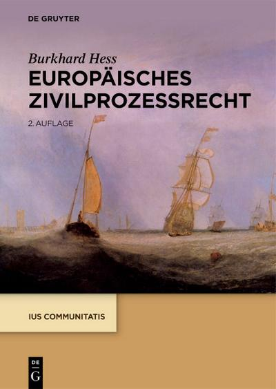 Europäisches Zivilprozessrecht