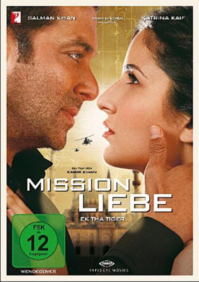 Mission Liebe-Ek Tha Tiger