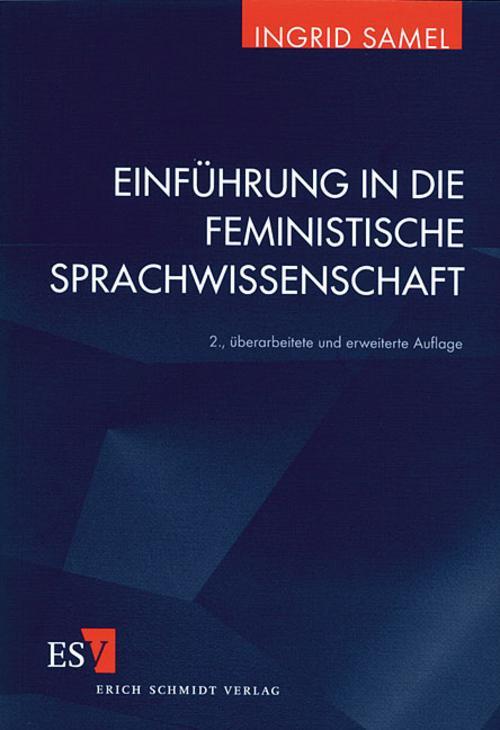 Einführung in die feministische Sprachwissenschaft Ingrid Samel