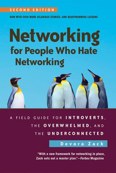 Networking for People Who Hate Networking