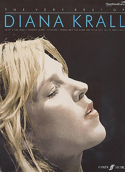 TheBest of Diana Krall (Piano, Vocal) by Krall, Diana ( Author ) ON Sep-15-2008, Paperback