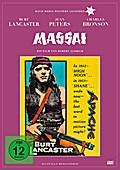 Massai - Der grosse Apache, 1 DVD