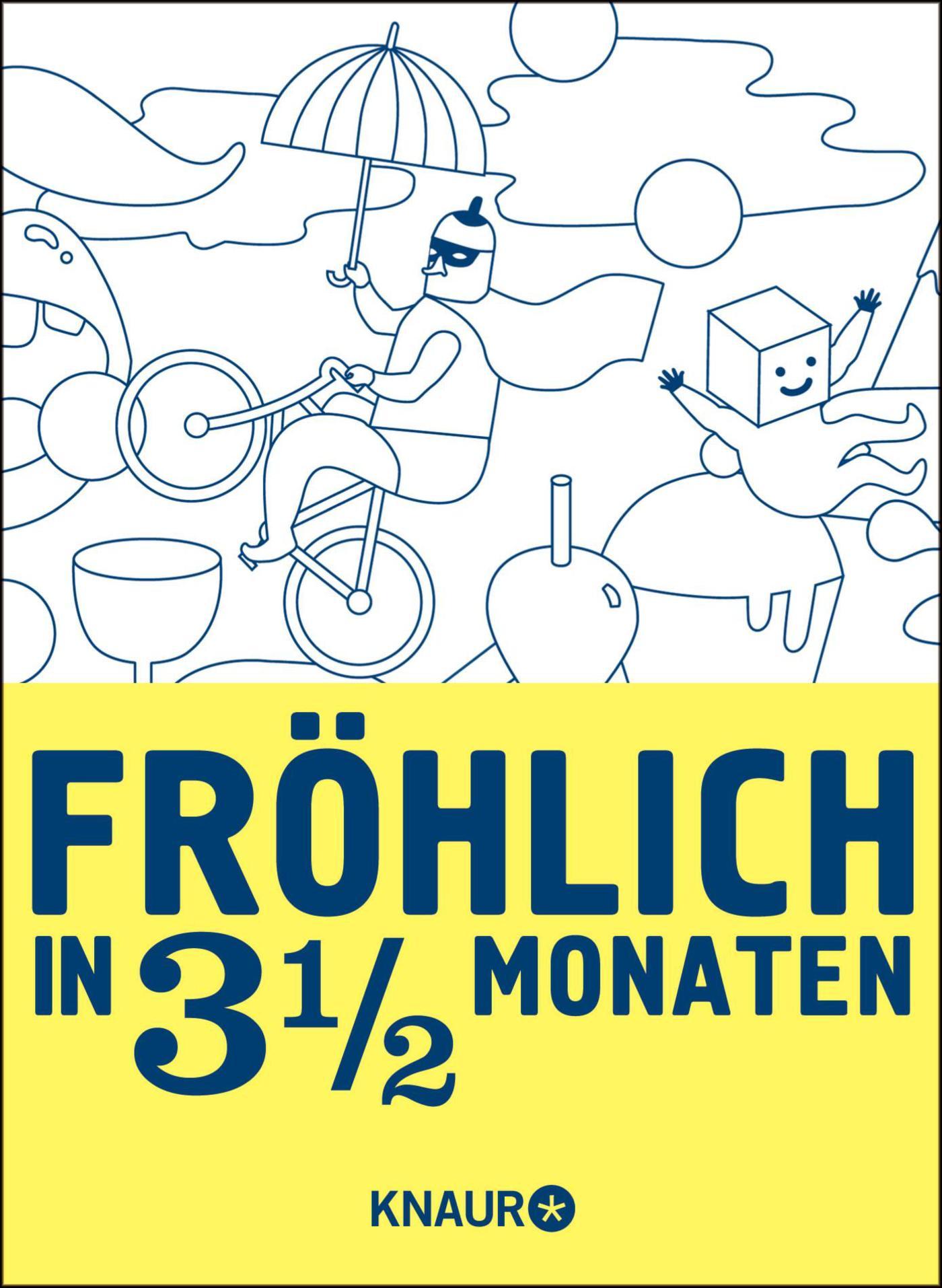 Fröhlich in 3 1/2 Monaten Gerard Janssen