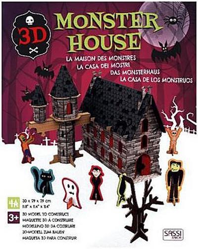3D Monster Haus
