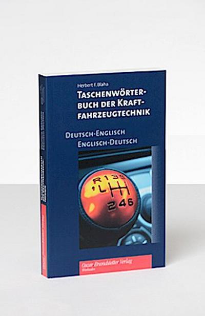 Taschenwörterbuch Kfz-Technik