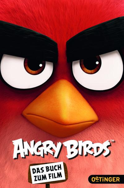 Angry Birds; Das Buch zum Film; Übers. v. Ott, Bernadette; Deutsch