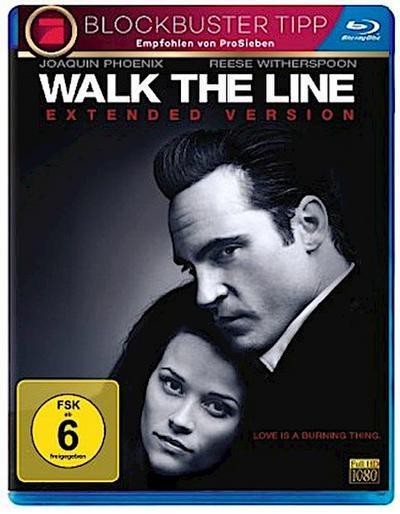 Walk the Line, 1 Blu-ray