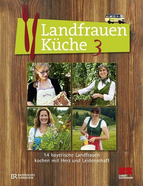 Landfrauenküche. Bd.3