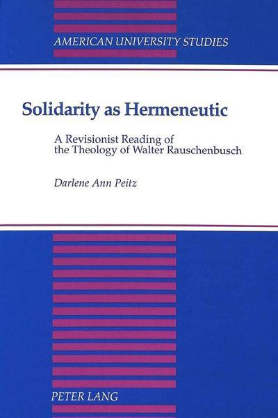 Solidarity as Hermeneutic
