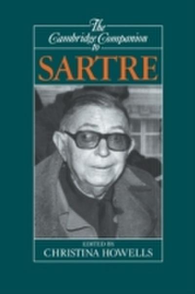 Cambridge Companion to Sartre