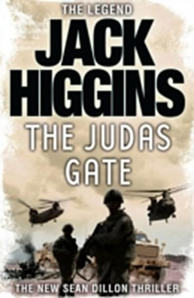 Judas Gate (Sean Dillon Series, Book 18)