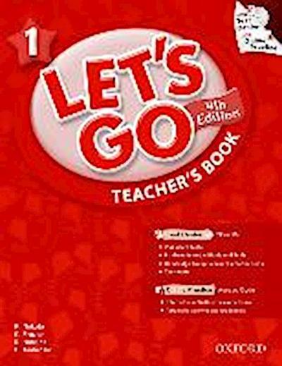 Let's Go 1. Teacher's Book With Test Center Pack