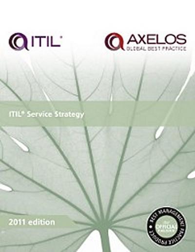 ITIL V3 Service Strategy