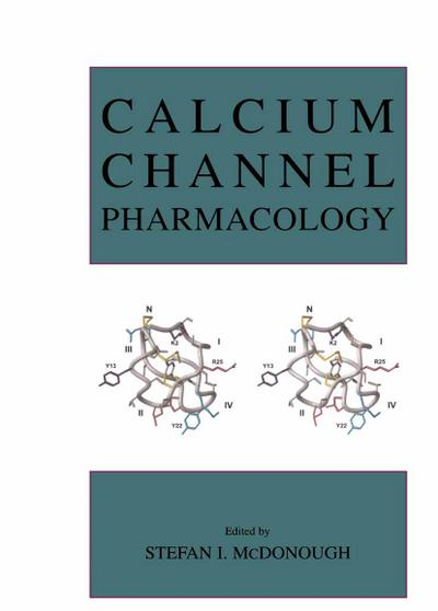 Calcium Channel Pharmacology