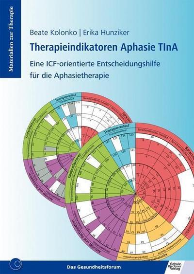 Therapieindikatoren Aphasie TInA: Eine ICF-orientierte Entscheidungshilfe für die Aphasietherapie (Materialien zur Therapie)