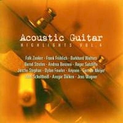 Acoustic Guitar Highlights Vol. 4