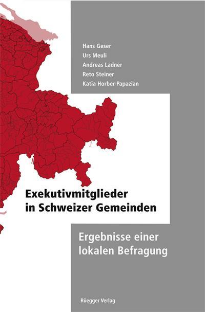 Die Exekutivmitglieder in den Schweizer Gemeinden