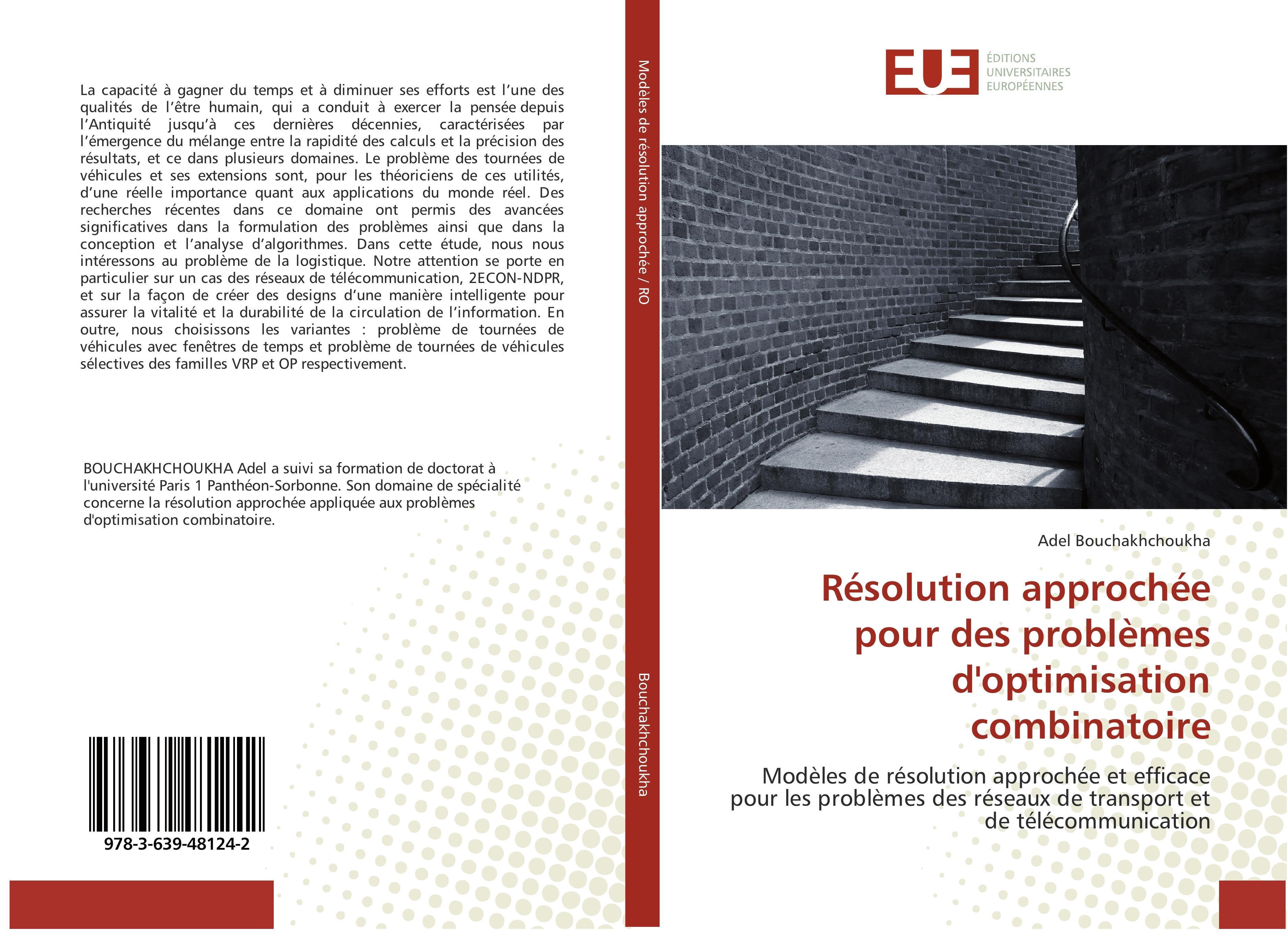 Adel Bouchakhchoukha / Résolution approchée pour des problèm ... 9783639481242