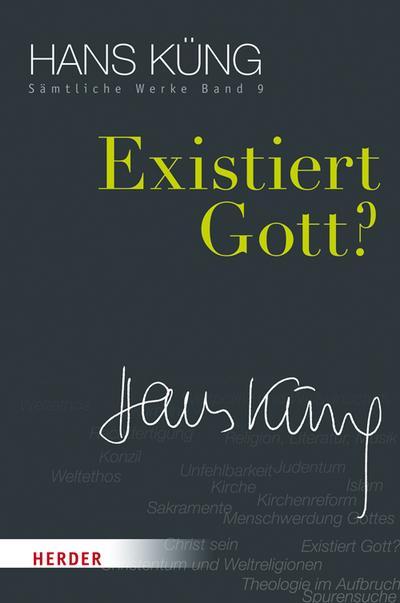 Sämtliche Werke Existiert Gott?