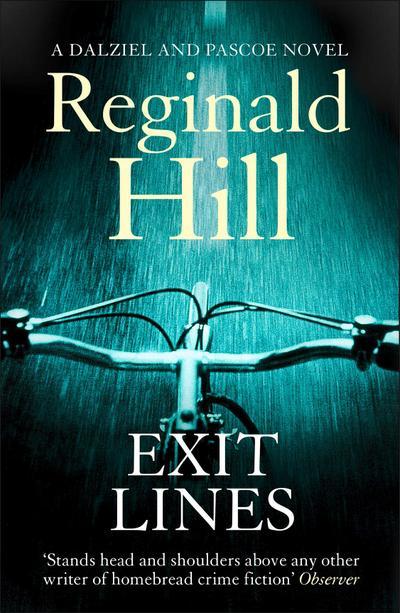 Exit Lines (Dalziel & Pascoe, Book 8)
