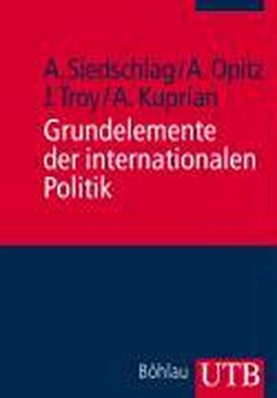 Grundelemente der internationalen Politik (Uni-Taschenbücher M)