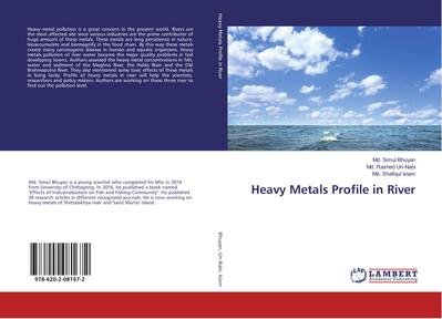 Heavy Metals Profile in River