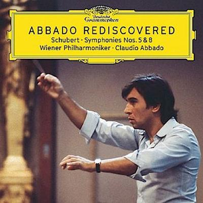 Abbado Rediscovered - Schubert: Symphonies 5 & 8, 1 Audio-CD
