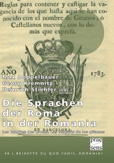 Die Sprachen der Roma in der Romania