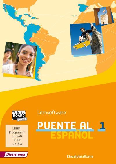Puente al español Lernsoftware, 1 CD-ROM