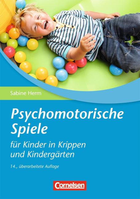 Psychomotorische Spiele Sabine Herm 9783589247950