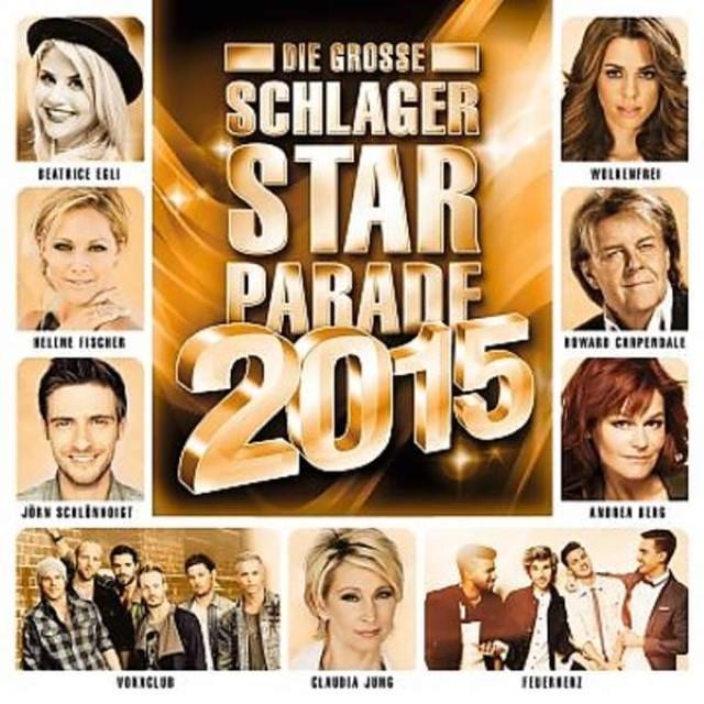 Die große Schlager Starparade 2015, Folge 2,