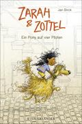 Zarah & Zottel - Ein Pony auf vie