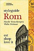Styleguide Rom; Deutsch