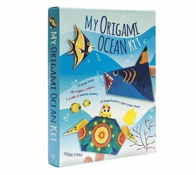 My Origami Ocean Kit