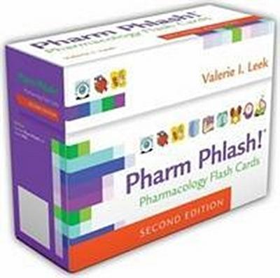 Pharm Phlash 2e Pharmacology Flash Cards